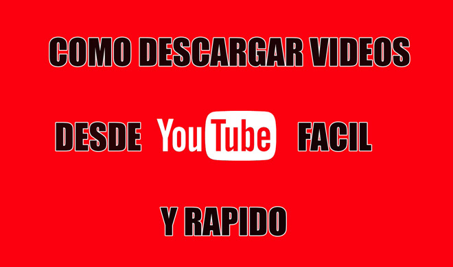 Descargar video de youtube